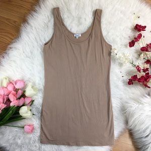SPLENDID Nude Tank Top (W1-126)